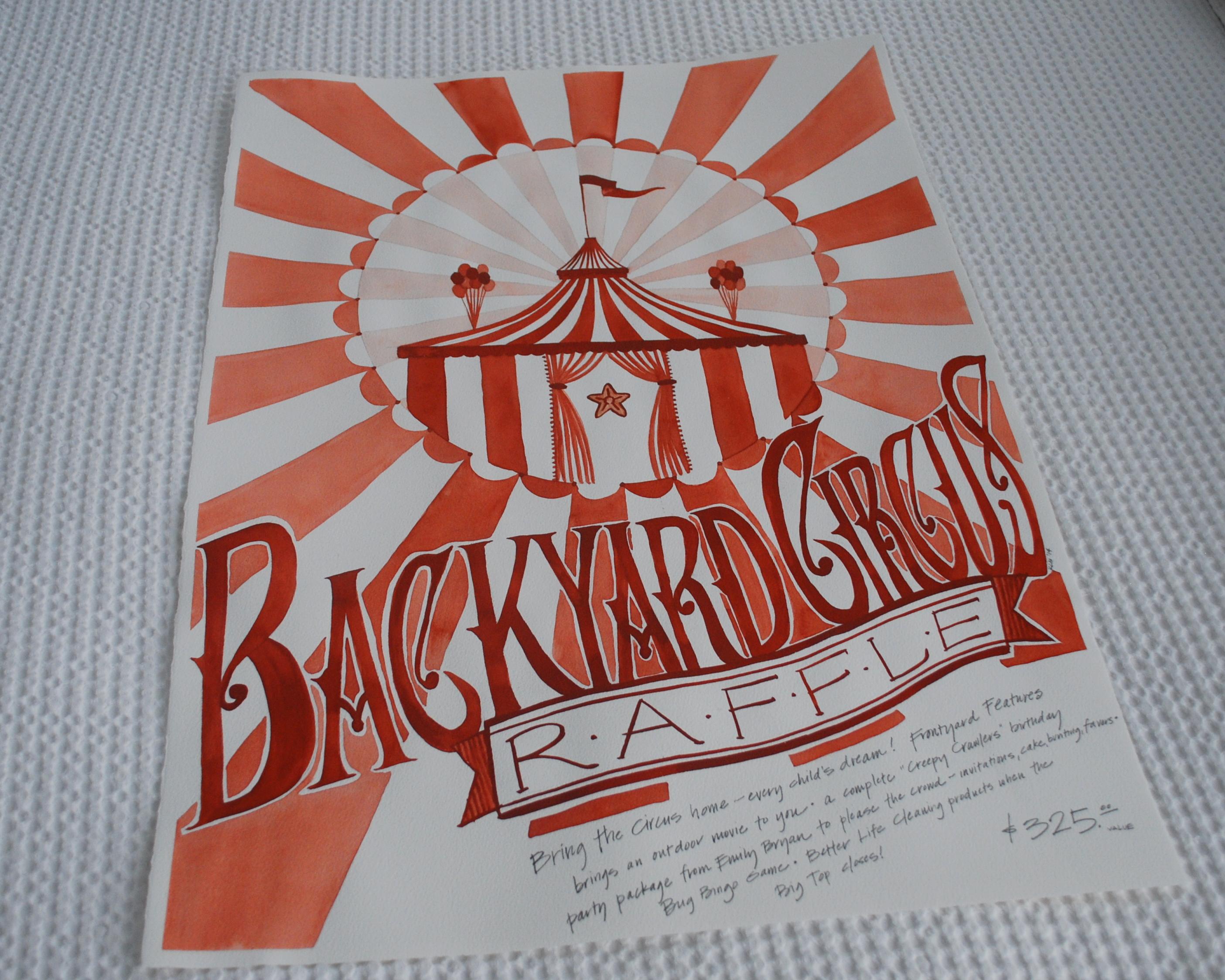 Backyard Circus