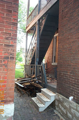 Condemned Stair