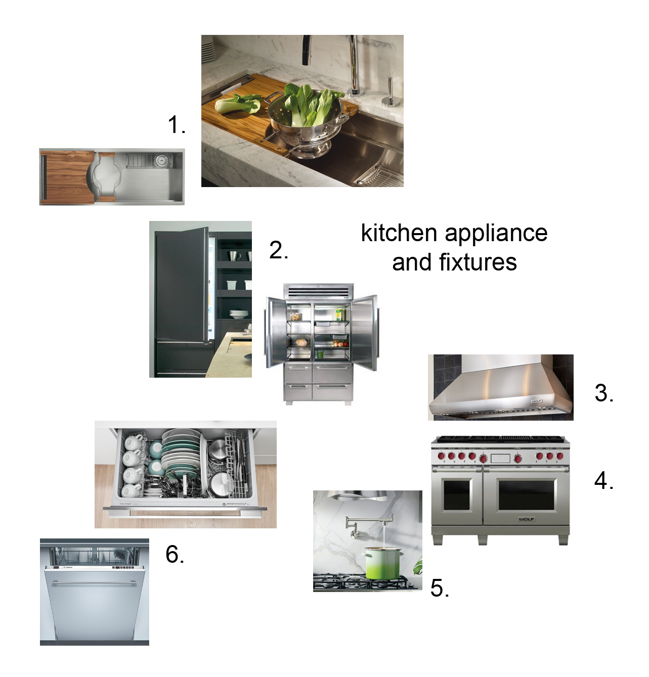 Kitchen Appliances and Equipment