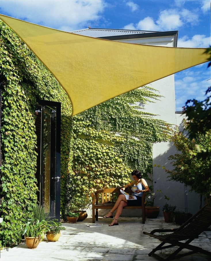 Coolaroo-Triangle-Shade-Sail-Remodelista
