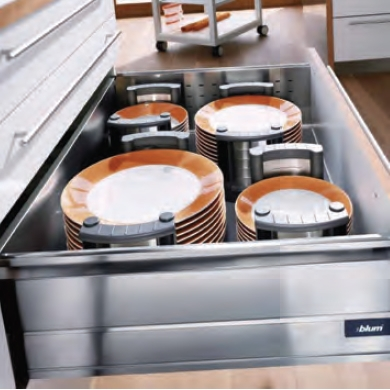 Plate Drawer Organiser