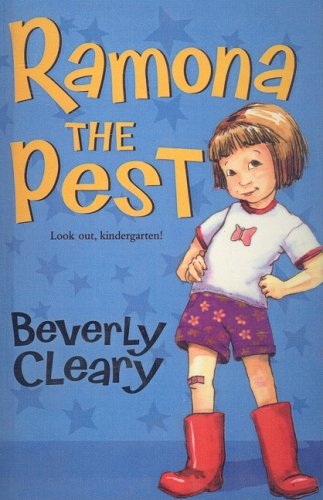 (story)time: Ramona the Pest (and all the rest) | third ...