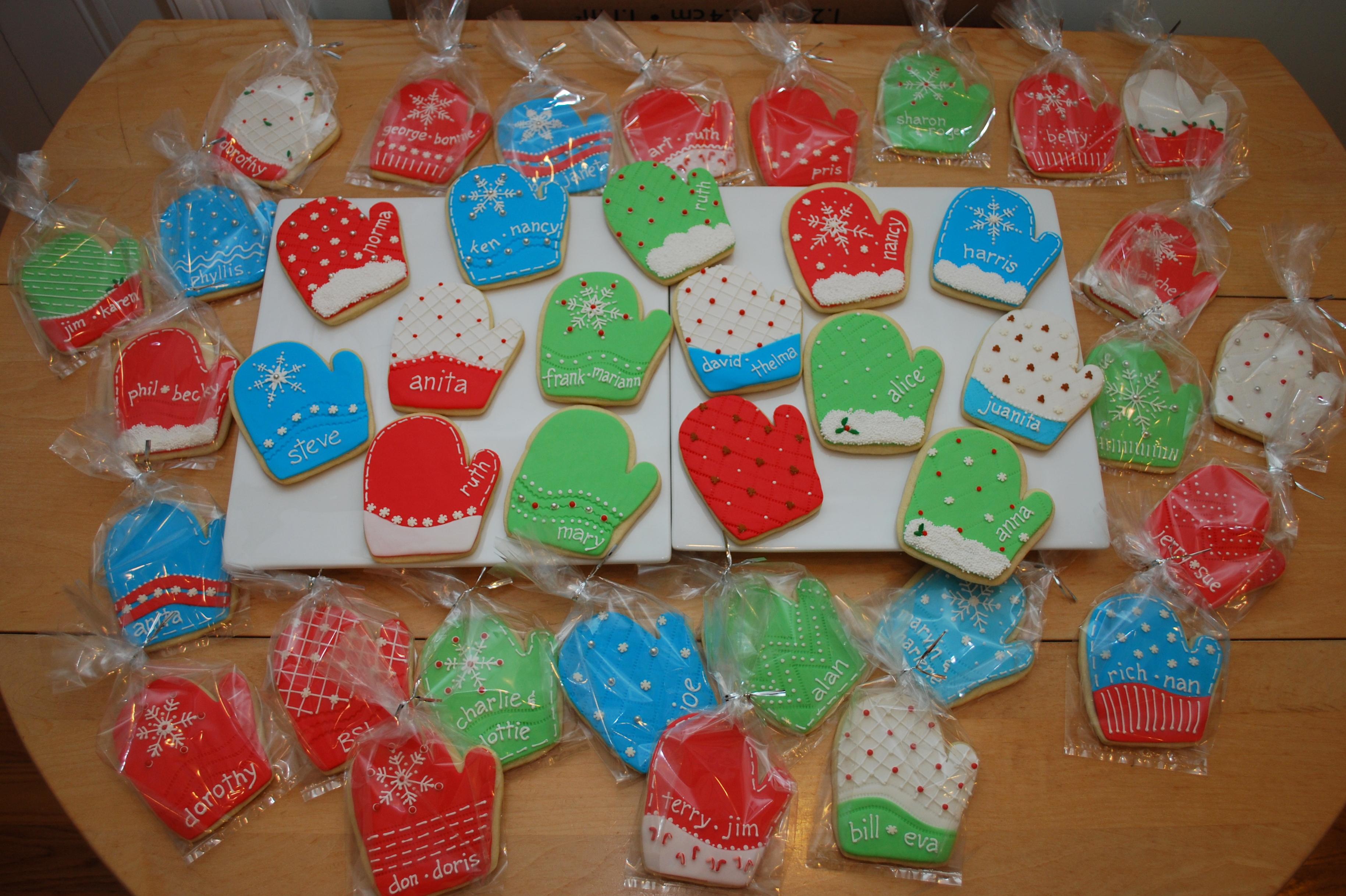 Mitten Cookies 1