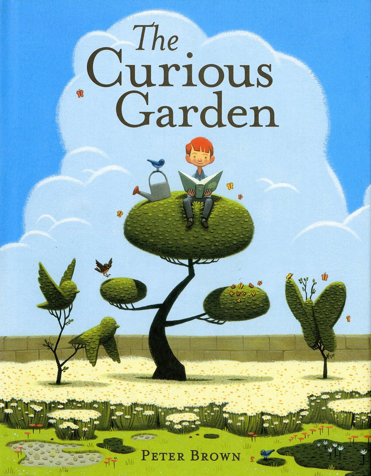 05-The Curious Garden