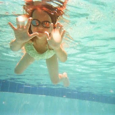 Ella-Underwater photo