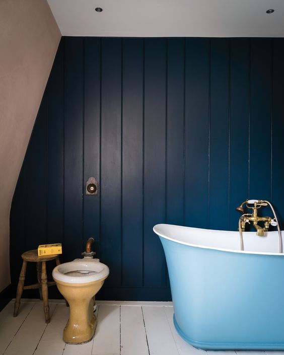 Blue Tub Remodelista
