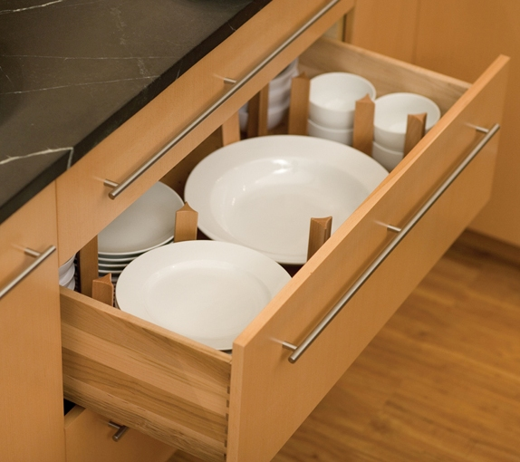 plate stack drawer