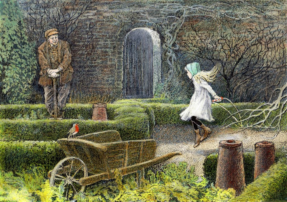 toms midnight garden essay Examine and compare the use of fantasy in tom's midnight garden and the secret garden critically assess the use of fantasy through omparing and contrasting the use of fantasy in the two said texts.