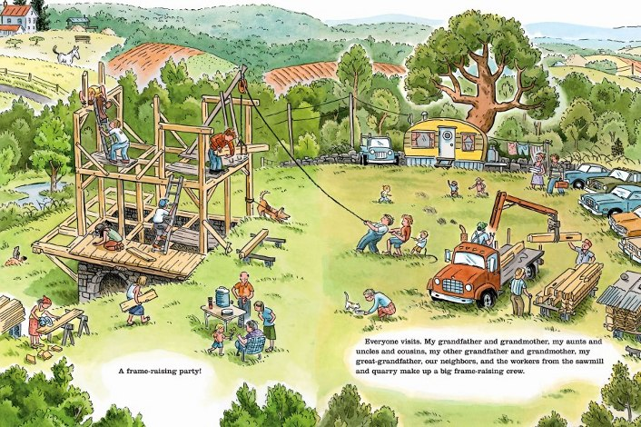 building_our_house_-_spread
