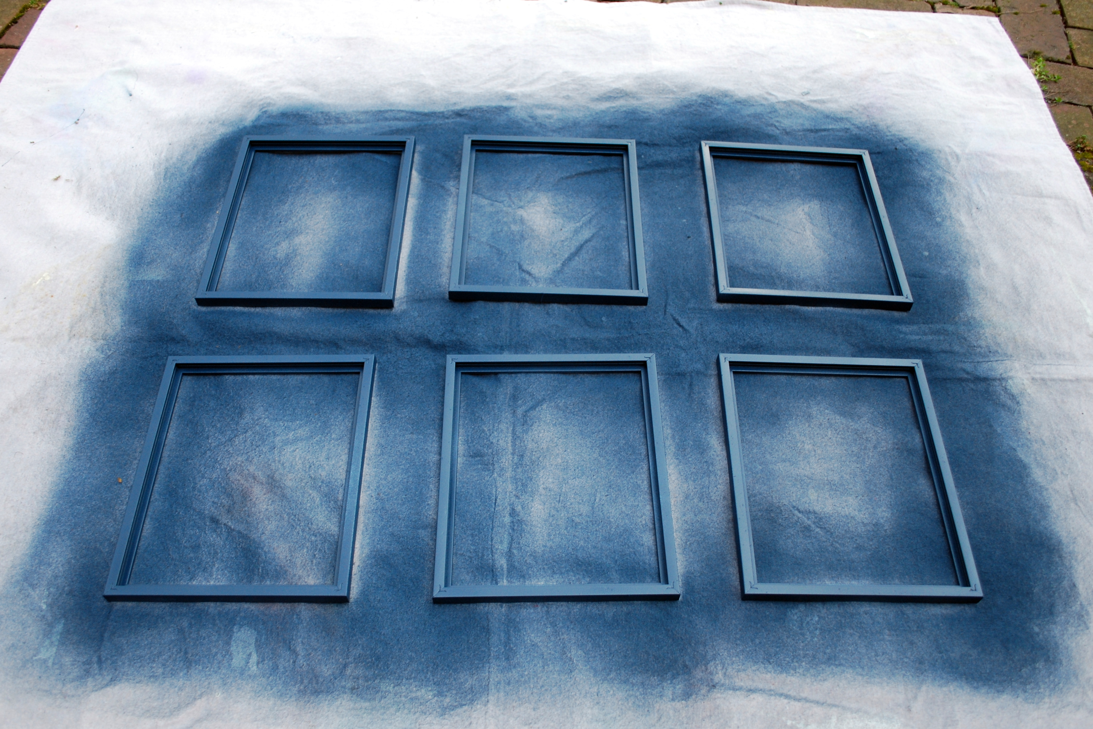 Painted Frames 4