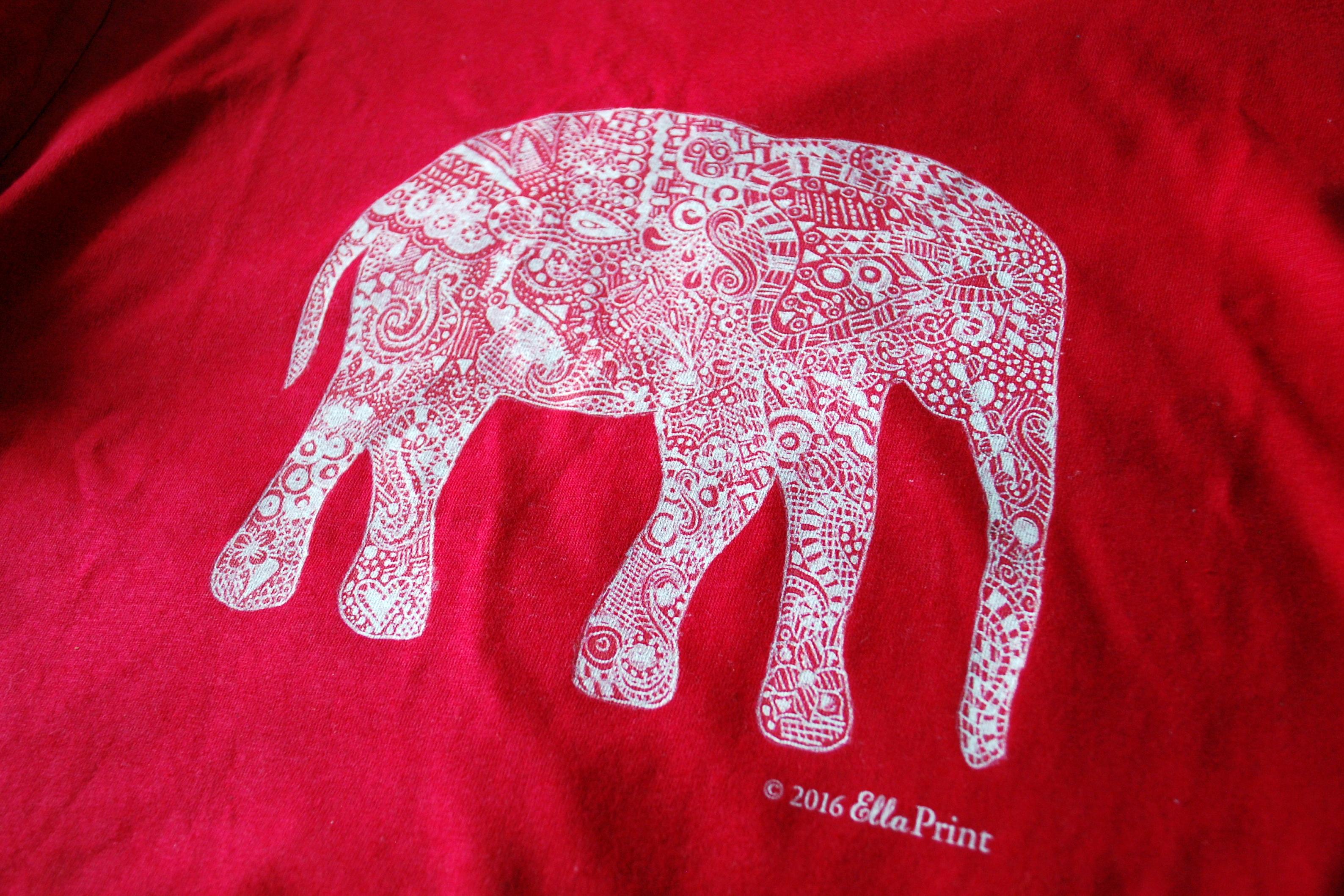 Elephant Shirt 1