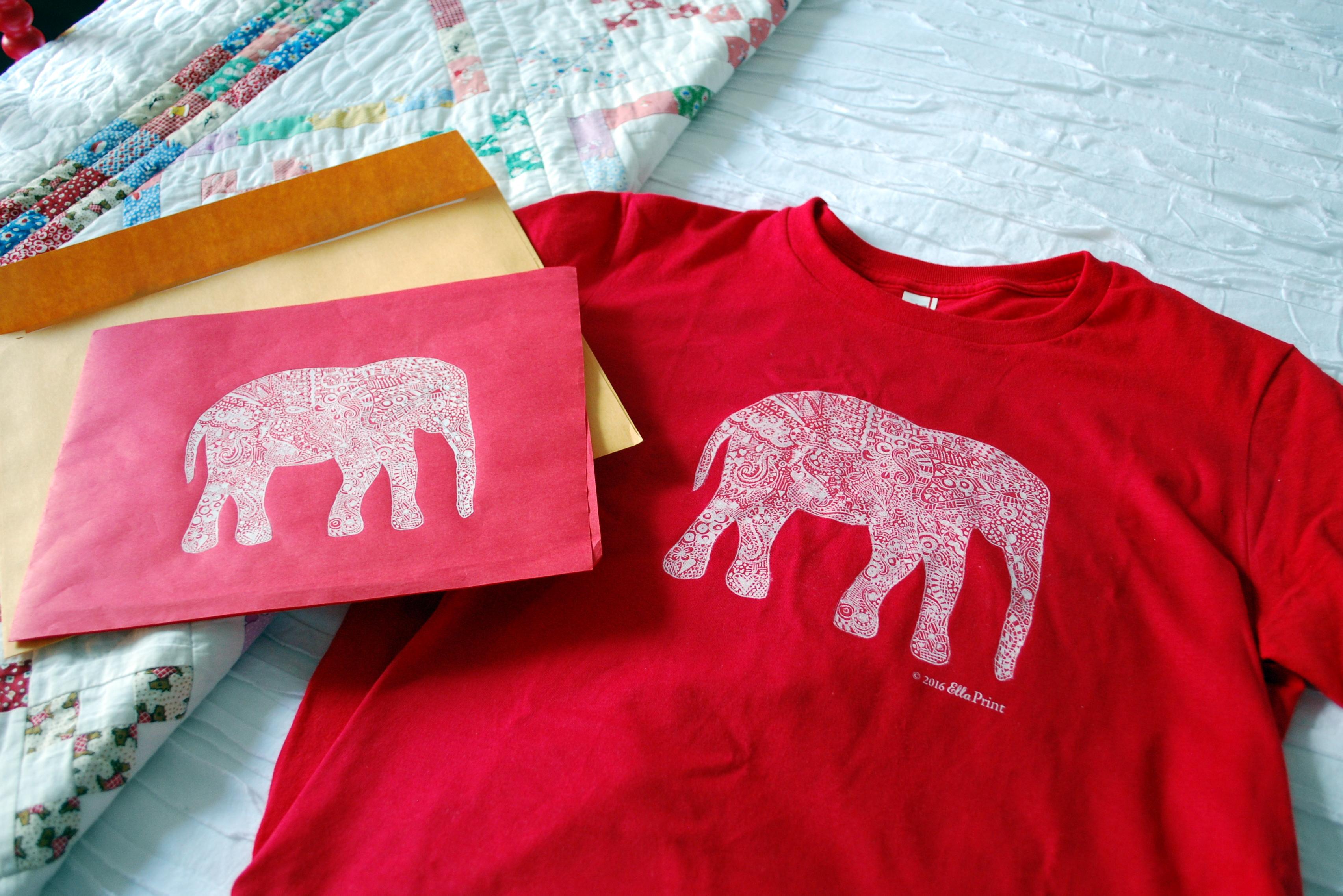 Elephant Shirt 3