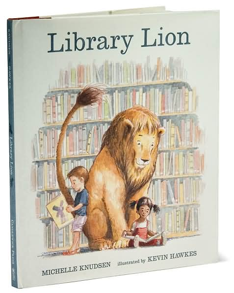 04-Library Lion
