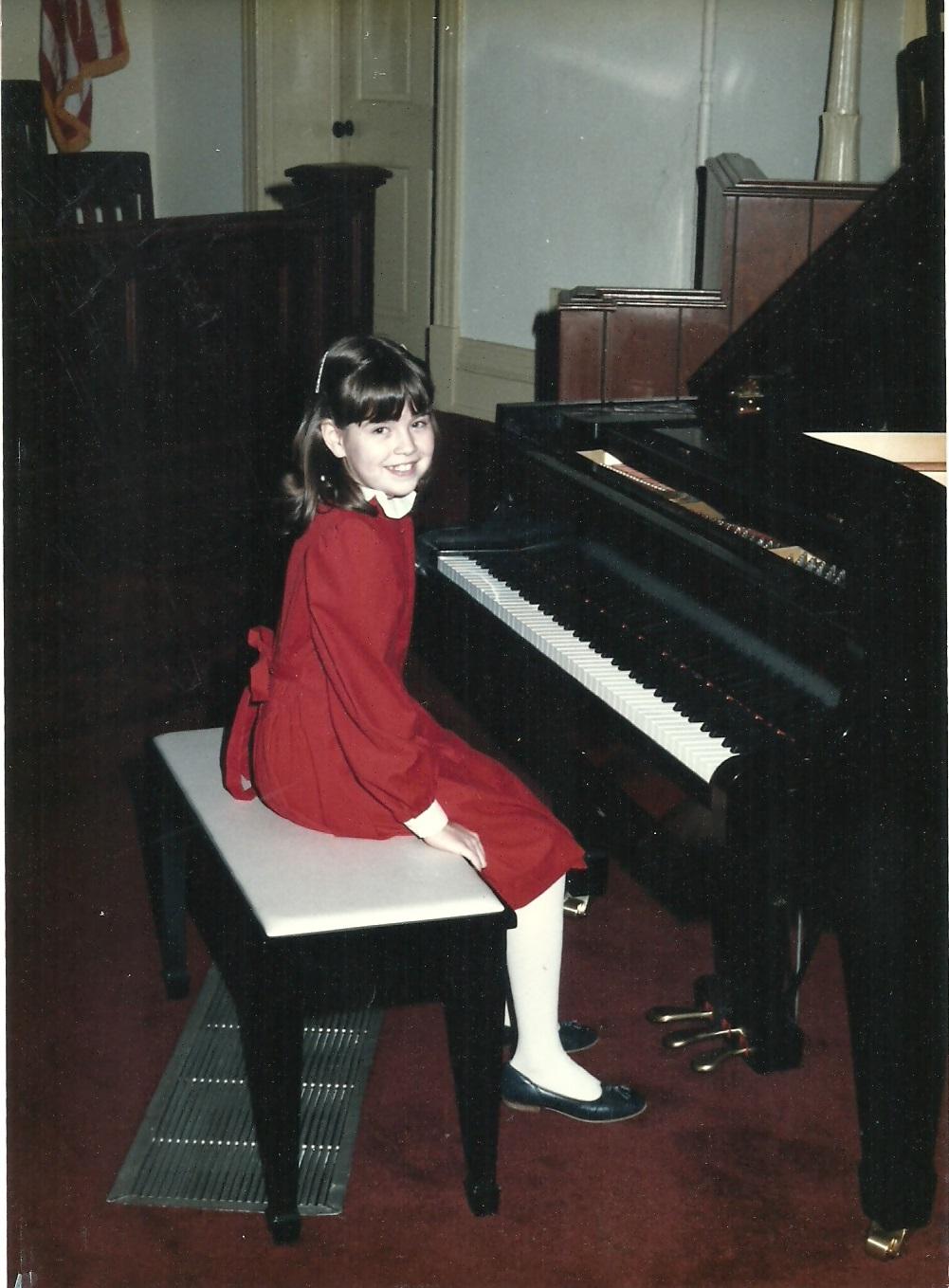 Kristin piano