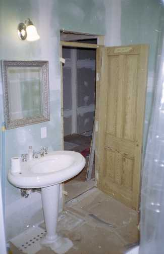 Bathroom Befor
